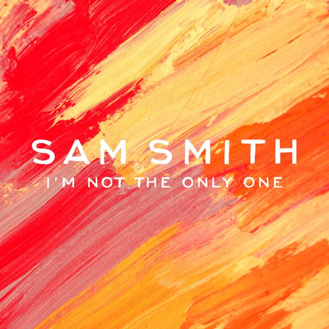 ICYMI: Sam Smith announced his next single: I'm Not The Only One is out August 31st in the UK (Capitol Records)