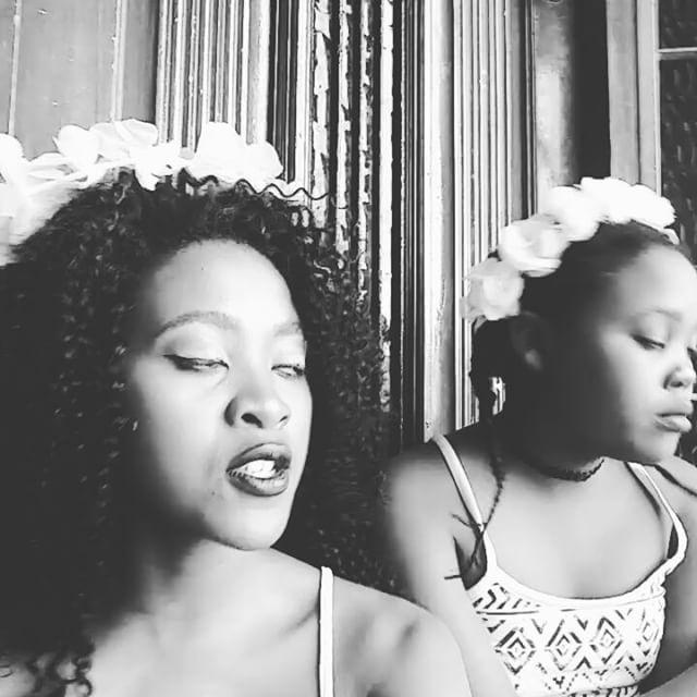 Cover:Haim-Honey&I with IG:mbali_kola🌼😂
