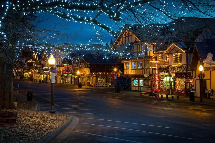 Leavenworth, Washington Christmas!