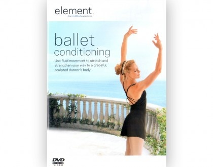 Element The Mind And Body Experience Ballet Conditioning E Dvd May Need A Multi Region Player