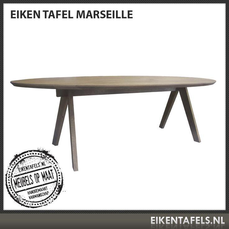 """Kies voor betaalbaar design, ontdek onze originele ontwerpen en de nieuwe collectie eiken tafels , zoals bijvoorbeeld Tafel """"Marseille"""", in onze uitgebreide collectie eiken tafels zijn er tal van mogelijkheden en opties waaruit men kan kiezen. Van klassieke modellen tot elegante en moderne design varianten. Eettafels, salontafels, tv-kasten we maken uw bestelling op maat in onze eigen atelier. Kies voor onze kwaliteit en flexibiliteit."""