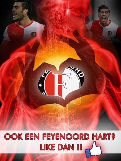 Heart for Feyenoord