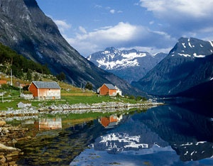 Brown National Geographic Stock Writes First Place The Fjord Region Norway