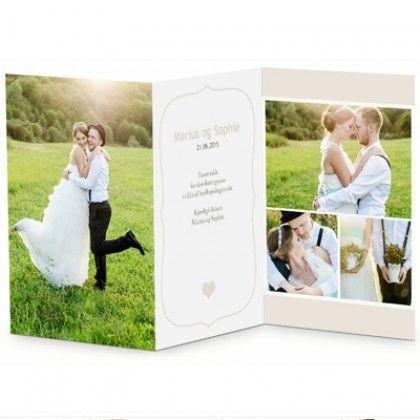 6 siders fotokort 10x15 cm