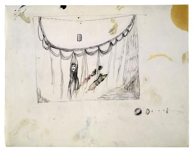 <p>Στην έκθεση ''Suspension'', αφιερωμένη στην Louise Bourgeois, η επιλογή των έργων επικεντρώνεται στην αιώρηση και τον ρόλο που έπαιξε στο έργο της, καθόλη την διάρκεια της καριέρας της. Όλα τα έργα της έκθεσης κρέμονται από την οροφή του χώρου, ενώ παρουσιάζεται και μια σειρά από σχέδια της πρώϊμης περιόδου από …</p>