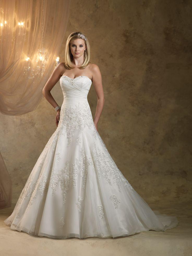 kathy ireland for Mon Cheri | Wedding Dresses|style #KI1310 - Southern Garden