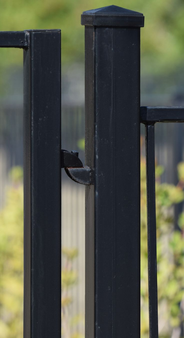 Batwing hinges are easy to install, easy to use, and great