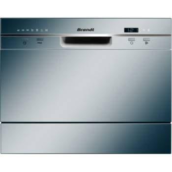 Découvrez l'offre  Lave-vaisselle compact Brandt DFC6519S SILVER avec Boulanger. Retrait en 1 heure dans nos 131 magasins en France*.