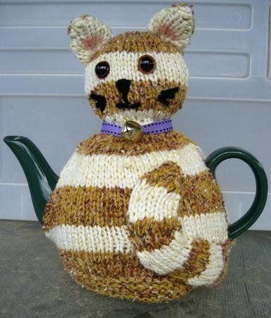 Animal Tea Cosy Knitting Patterns