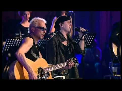 Scorpions Acoustica live in lisboa 2001 - YouTube