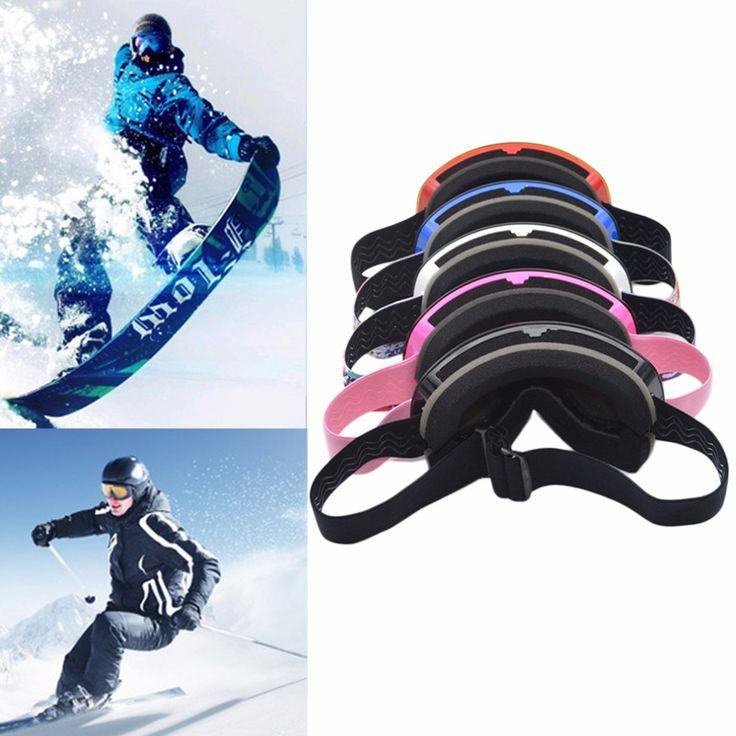 Large Spherical Mask Double Ski Goggles UV400 Anti Fog Big Ski Glasses Skiing Men Women Snow Snowboard Windproof Goggles BYJ-018