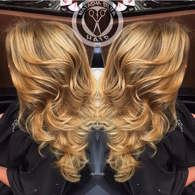 Bobs Gmc Milford Ct: Buttery Blonde Balayage Ombré