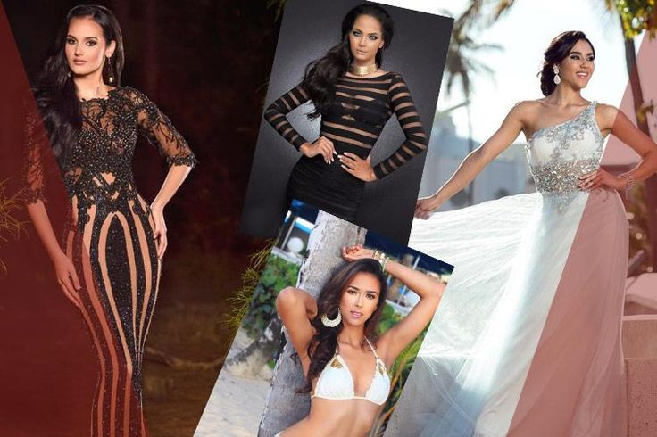 Top 10 Favourites of Miss Universe Puerto Rico 2017