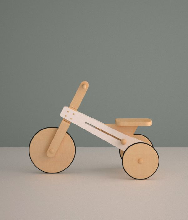 TRICYCLE.2 for kids by LISLEI