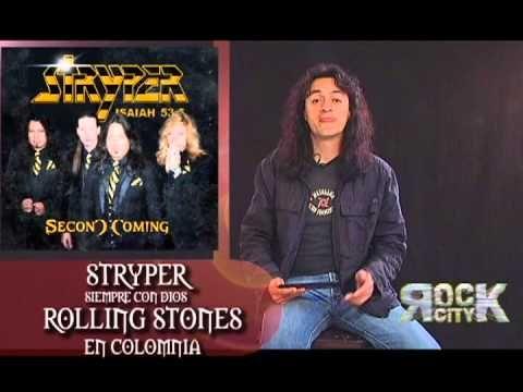 Metallica, Black Sabbath, rollins Stones en colombia. Nukleus... (+playl...