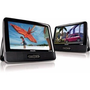 Philips Dual Portable DVD Players – PD9018 by Philips  http://www.60inchledtv.info/tvs-audio-video/portable-dvd-players/philips-dual-portable-dvd-players-pd9018-com/