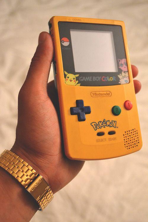 pokemon gameboy color