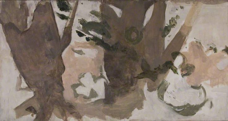 Mary Potter - Leaves and Tree Trunk