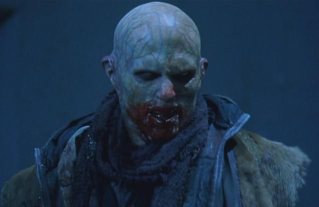 Luke Goss as Nomak in Blade II. | Blade | Pinterest
