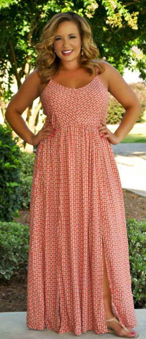 Perfectly Priscilla Boutique - The Heart Breaker Maxi, $44.00 (http://www.perfectlypriscilla.com/the-heart-breaker-maxi/)