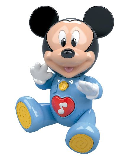 Disney Mickey Mouse Baby Move & Sing - Apply Hamleys Promo Code to save more money plus get free shipping