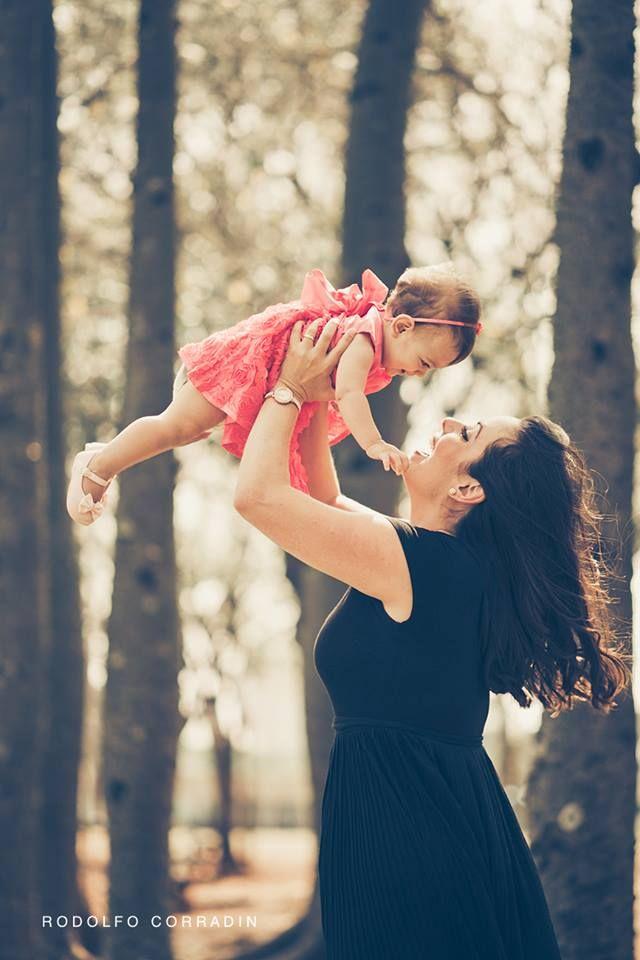 Flavia Calina e Baby V