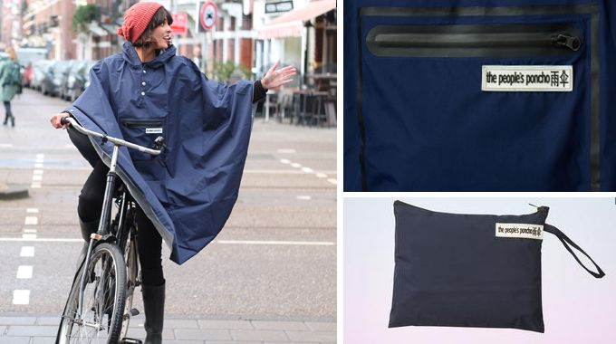 10 of the Coolest Rain Capes and Ponchos for Commute...