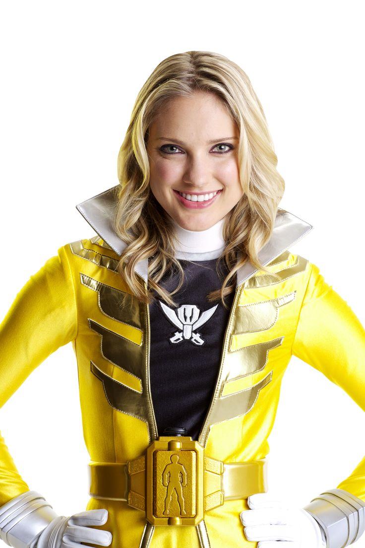 Gia moran is also and super megaforce yellow ranger in power rangers super megaforce she is the - Power ranger samurai rose ...