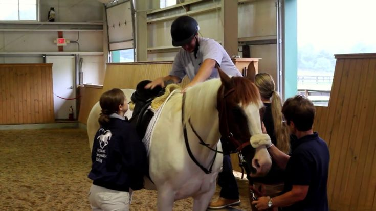 #DYK There's even a therapeutic horseback riding program for wounded warriors?