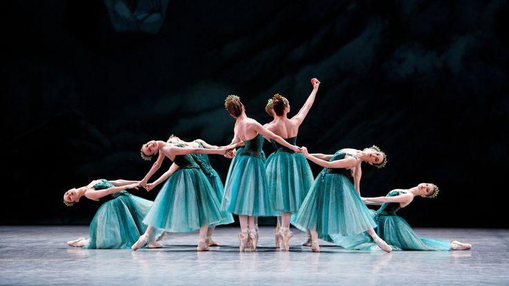 NPR News: 3 Top Ballet Companies Convene For The Golden Anniversary Of 'Jewels'