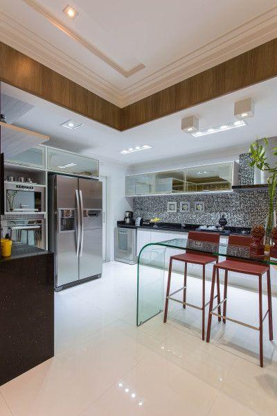 Belíssima cozinha