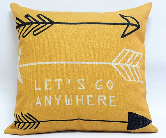 Nordic Aztec Bohemian Arrow Chic Eco Linen Cushion Cover Navajo Southwest 137