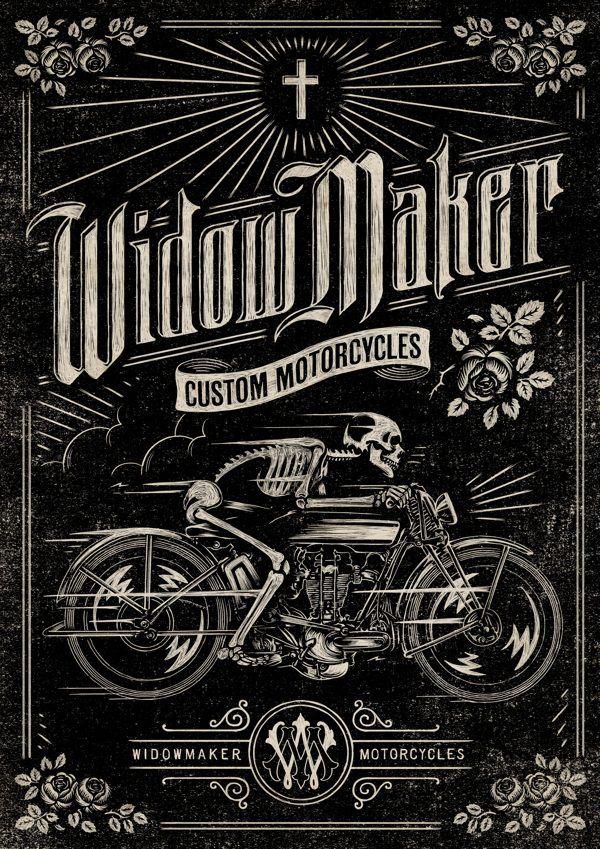 Widow Maker Motorcycles