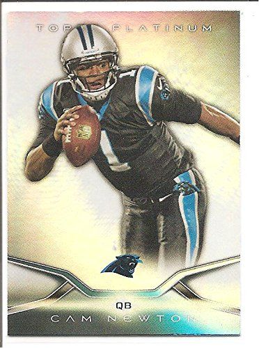 Cam Newton Carolina Panthers 2014 Topps Platinum Football Card 76 * This is an Amazon Affiliate link. You can get more details by clicking on the image.