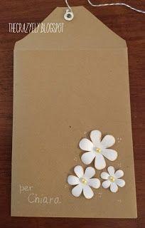 thecrazyely: Coin Envelope per una card speciale