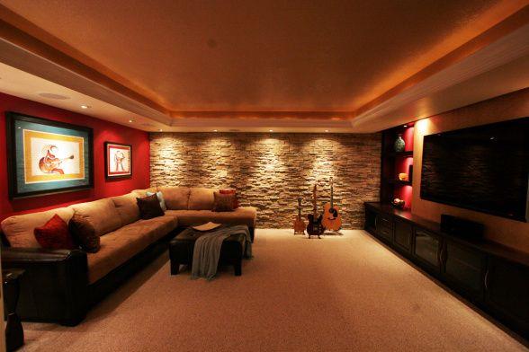 Family Room Design With Tv 25 Pinterest