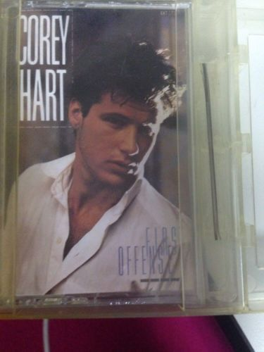 First Offense By Corey Hart