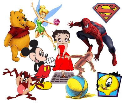 Groovy 25 Best Ideas About Classic Cartoon Characters On Pinterest Hairstyles For Men Maxibearus