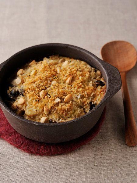 【ELLE a table】酵素玄米と里芋の酒粕豆乳ドリアレシピ エル・オンライン