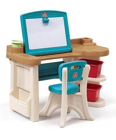 Another great find on #zulily! Creative Studio Art Desk Set #zulilyfinds