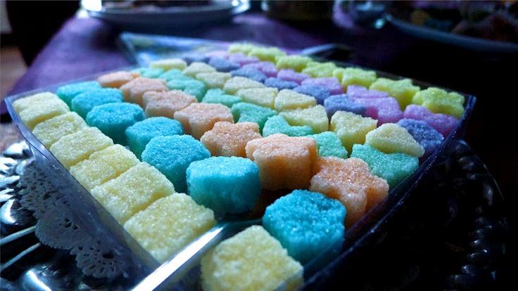 Tea Party sugar