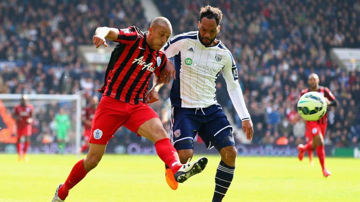 Bobby Zamora scores a spectacular third goal for QPR with the outside of his left boot