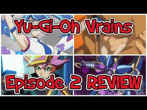 Yu-Gi-Oh VRains: Episode 2 REVIEW