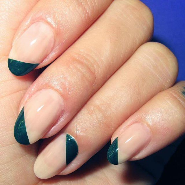 A Visual Guide To Different Types Of Nail Art Designs French Nails Types Of Nails Manicure