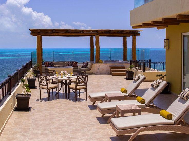 Playa Mujeres Abril $1343/pp