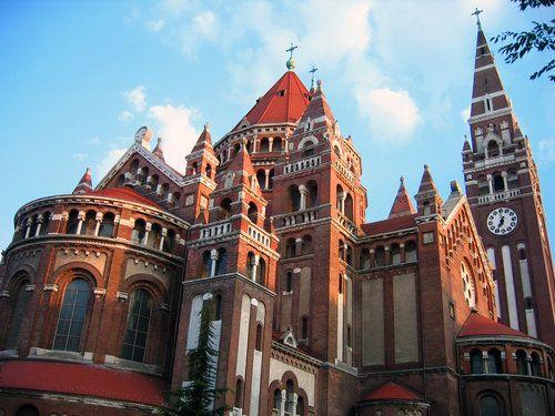 Szeged,Fogadalmi Templom
