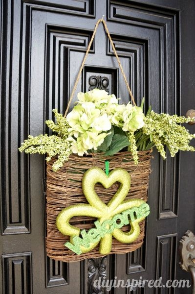 79 Best St Patrick S Day Porch Decor Images On Pinterest