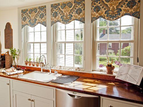 Best 20+ Kitchen Valances Ideas On Pinterest | Kitchen Curtains, Valances  For Kitchen And Farmhouse Style Kitchen Curtains