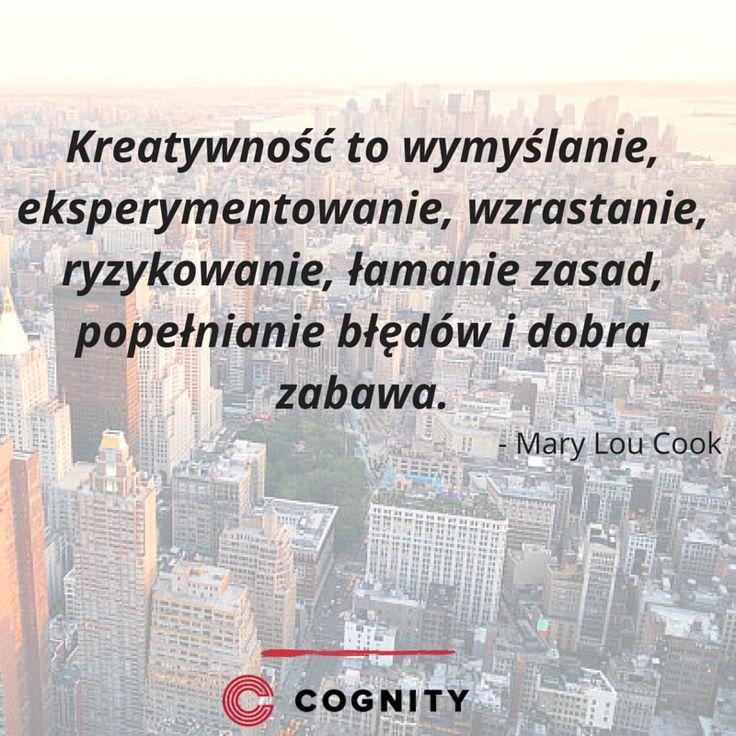 Kurs Excel w Cognity - artykuły z zakresu tego kursu znajdziesz na www.cognity.pl