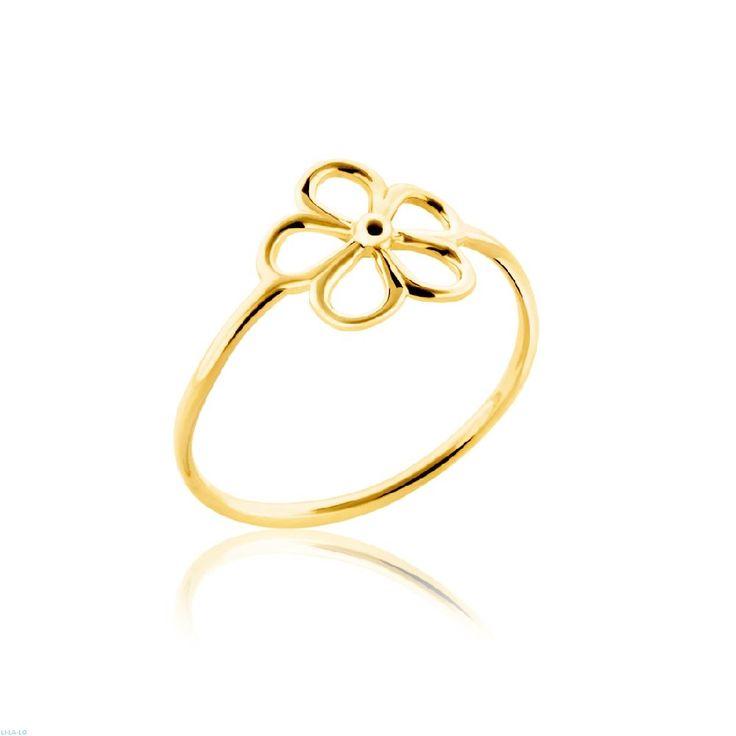 Δαχτυλίδι Τeens Gold Collection από κίτρινο χρυσό 18Κ.